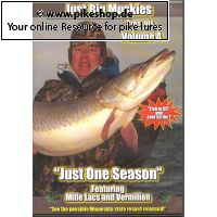 Just Big Muskies - Volume 4 - Just One Season