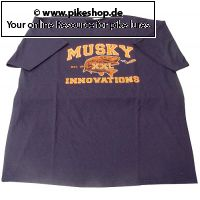 Musky Innovations - Collegiate Logo T-Shirt