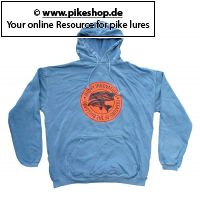 Musky Innovations - Hooded Circle Logo Sweatshirt