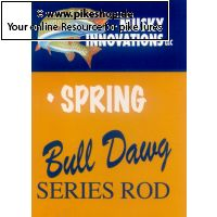Evolution Bull Dawg Rod - 1-teilig