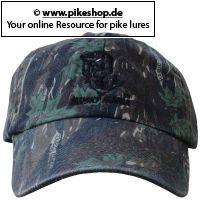 Musky Mania Throwback Retro Cap I