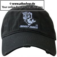 Musky Mania Throwback Retro Cap II