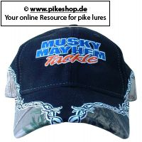 Musky Mayhem Real Tree Cap