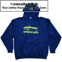 Optimum Baits - Hooded Sweatshirt