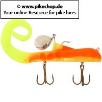 Regular Heli Bull Dawg - 23cm (9 Zoll)