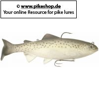 Bass Harasser (slow fall) - 20cm (8 Zoll)