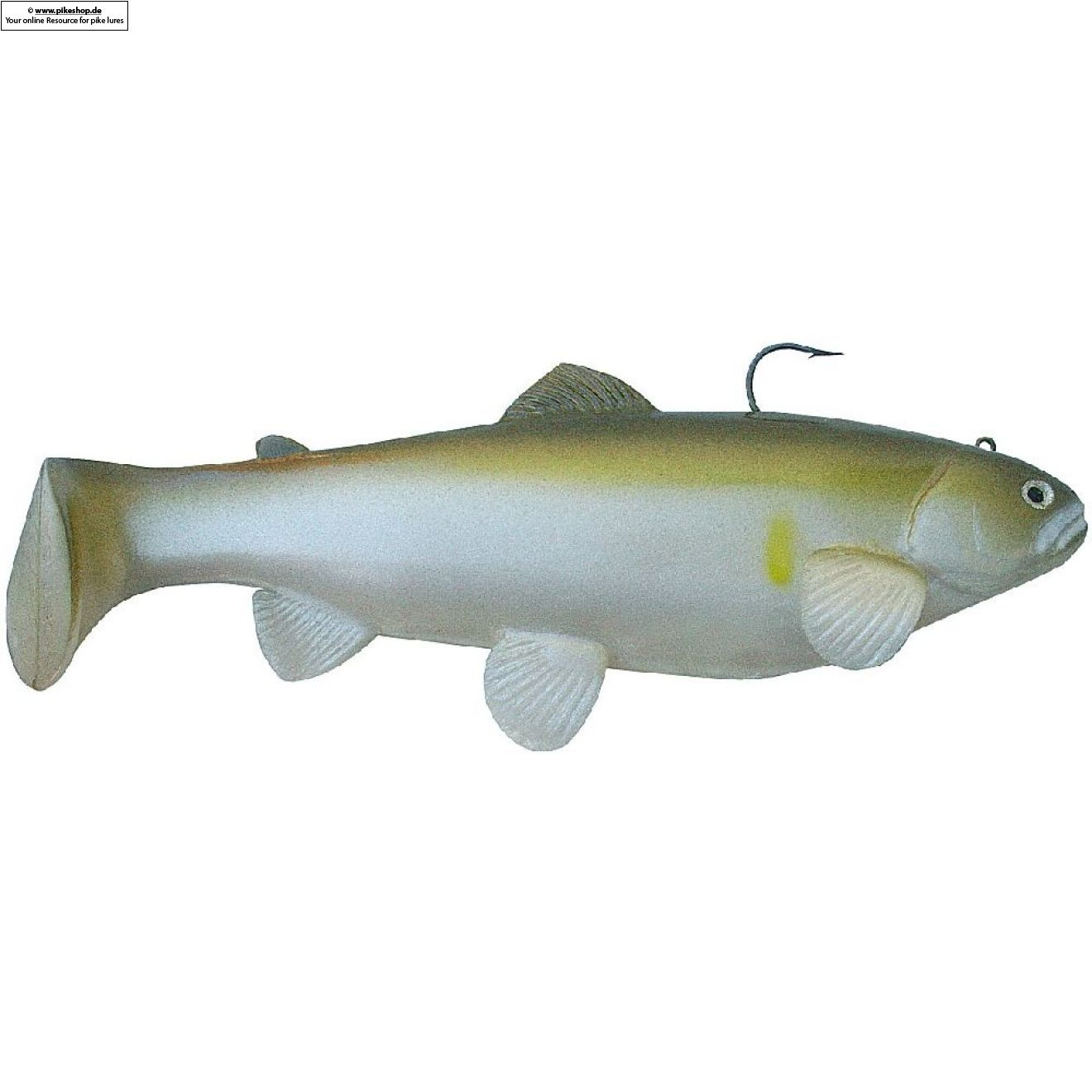 Boot Tail (Slow Sinker) - 25cm (10 Zoll) - CA Ayu