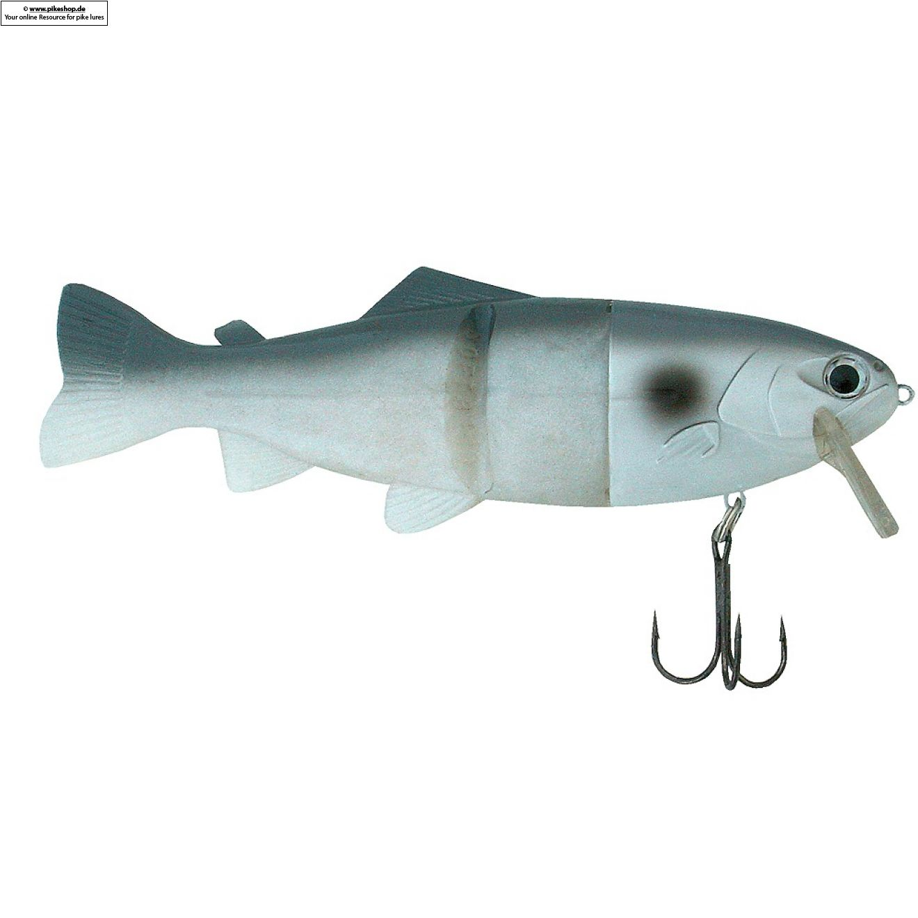 Hard Head (Floater) - 19cm (7,5 Zoll) - CA Blue Shad