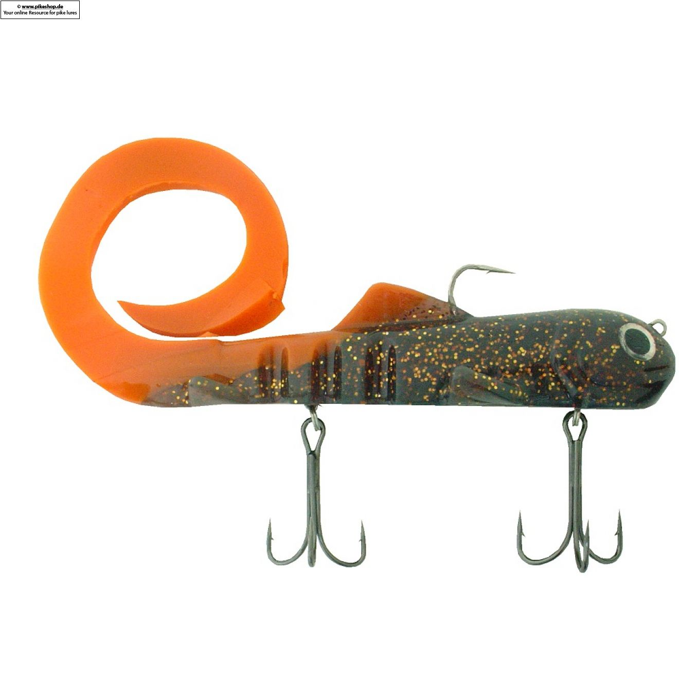 "Tail Chaser - 30cm (12"") - GD Orange Oil"