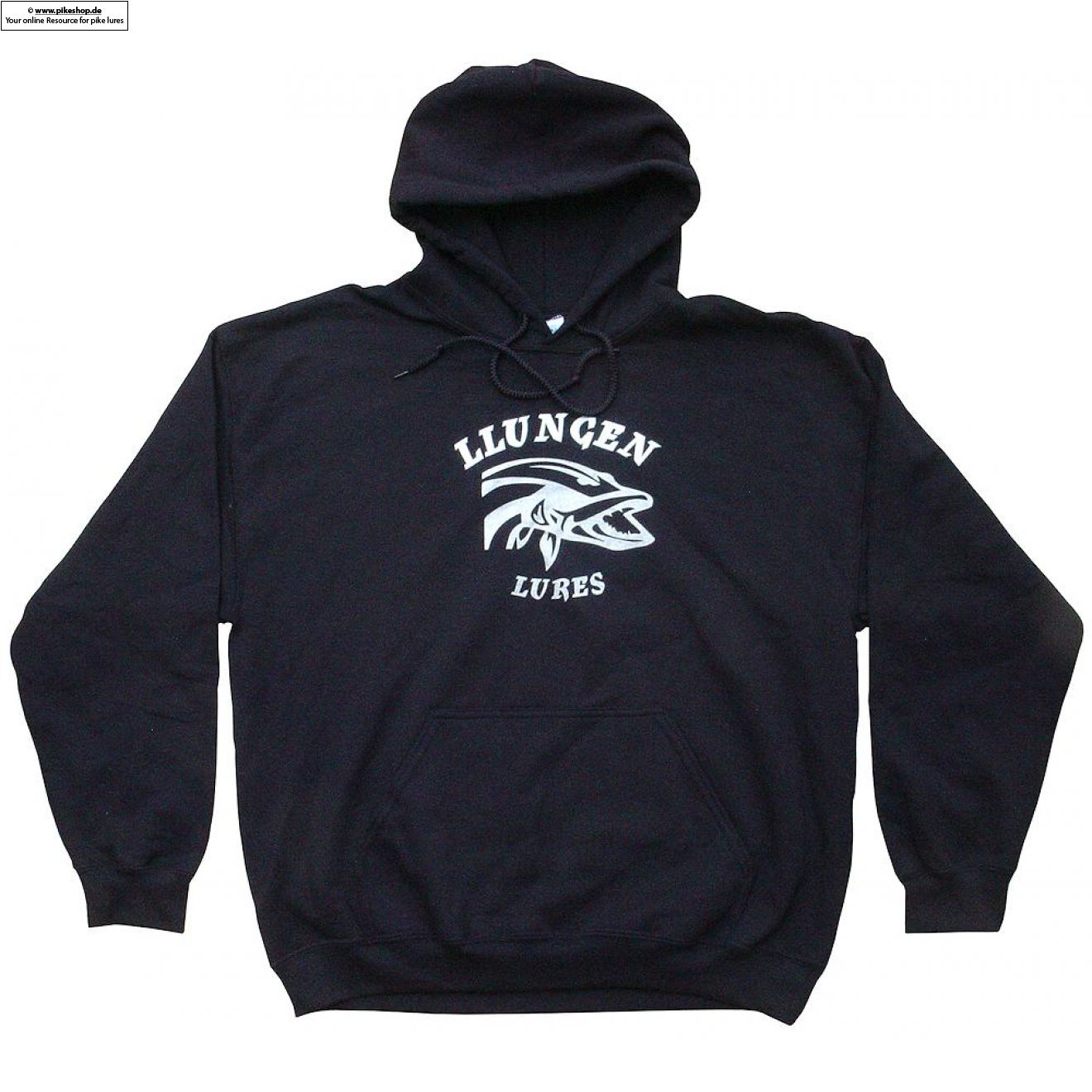 Llungen Lures Hooded Sweatshirt -Größe L
